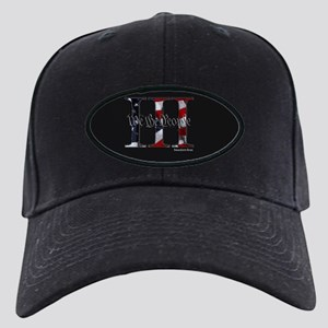 U.S. Outline - We the People III Black Cap